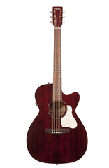 Art & Lutherie 042357 Legacy Tennessee Red CW QIT Электро-акустическая гитара
