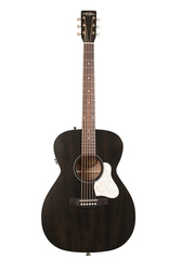 Art & Lutherie 042388 Legacy Faded Black QIT Электро-акустическая гитара