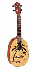 Ortega RUPA5 Pineapple Series Укулеле концертный