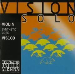 Thomastik VIS100 Vision Solo Комплект струн для скрипки размером 4/4
