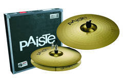 Paiste 101 Brass Essential Set Комплект тарелок 13''/18''