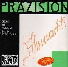Thomastik 102 Precision Комплект струн для виолончели размером 4/4