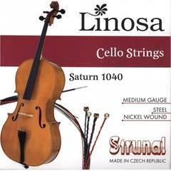 Strunal 1040-4/4 Saturn Linosa Комплект струн для виолончели 4/4
