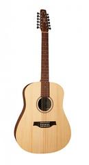 Seagull Walnut 12 Акустическая 12-струнная гитара