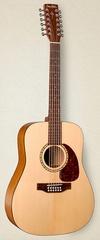 Simon&Patrick Woodland 12 Spruce EQ Электроакустическая 12-струнная гитара