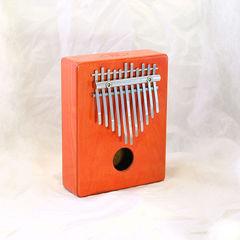 Kalimba LAB KL-A-P11BA-R Калимба пента 11, большая, Ake-Bono, красная