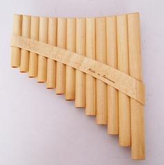 Hora 13 Пан-флейта 13 трубок альт g1-e3