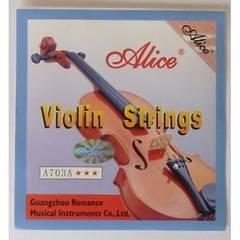 Alice A703A Комплект струн для скрипки