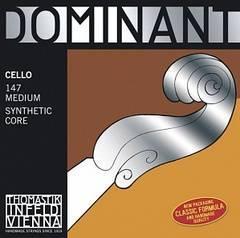 Thomastik 147 Dominant Комплект струн для виолончели размером 4/4
