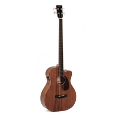 Sigma BMC-15FE+ Электроакустическая бас-гитара