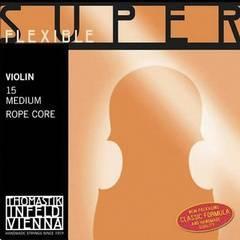 Thomastik 15 Super Flexible Комплект струн для скрипки размером 4/4