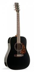 Norman Protege B18 Cedar Black Акустическая гитара