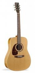 Norman Protege B18 Cedar Left Акустическая гитара, леворукая