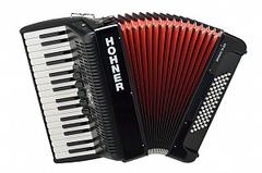Hohner Bravo III 60 Аккордеон 3/4