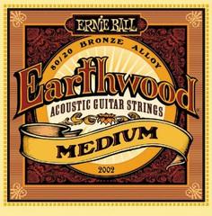 Ernie Ball 2002 струны для акустической гитары