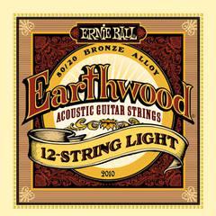 Ernie Ball 2010 струны для 12-струнной гитары