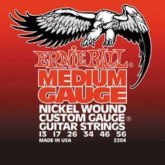 Ernie Ball 2204 струны для электрогитары