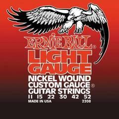 Ernie Ball 2208 струны для электрогитары