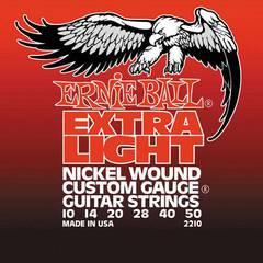 Ernie Ball 2210 струны для электрогитары