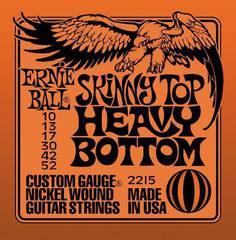 Ernie Ball 2215 струны для электрогитары
