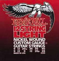 Ernie Ball 2233 струны для электрогитары