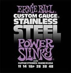 Ernie Ball 2245 струны для электрогитары