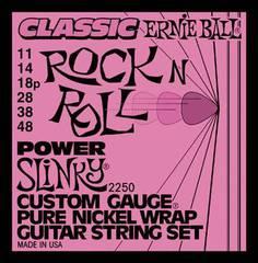 Ernie Ball 2250 струны для электрогитары