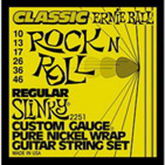 Ernie Ball 2251 струны для электрогитары