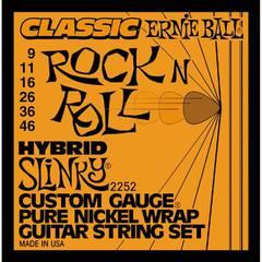 Ernie Ball 2252 струны для электрогитары