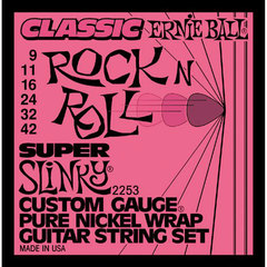 Ernie Ball 2253 струны для электрогитары