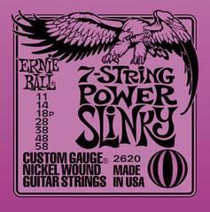 Ernie Ball 2620 струны для электрогитары