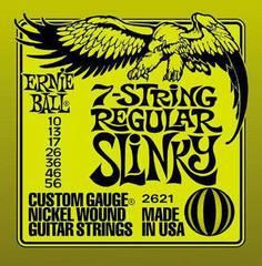Ernie Ball 2621 струны для электрогитары