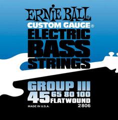 Ernie Ball 2806 струны для бас-гитары