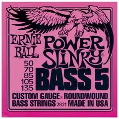 Ernie Ball 2821 струны для бас-гитары