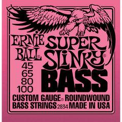 Ernie Ball 2834 струны для бас-гитары