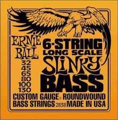 Ernie Ball 2838 струны для бас-гитары