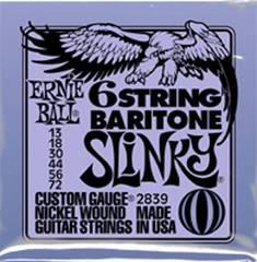 Ernie Ball 2839 струны для электрогитары