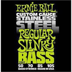 Ernie Ball 2842 струны для бас-гитары