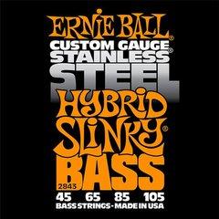 Ernie Ball 2843 струны для бас-гитары