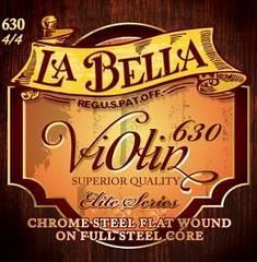 La Bella 630-1/2 Комплект струн для скрипки размером 1/2