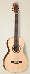 Simon&Patrick Woodland Pro Parlor Spruce HG EQ Электроакустическая гитара
