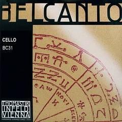 Thomastik BC31 Belcanto Комплект струн для виолончели размером 4/4
