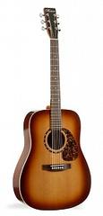 Norman Protege B18 Cedar Tobacco Burst Акустическая гитара