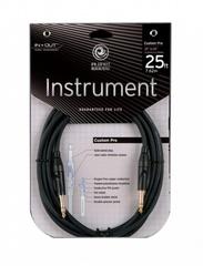 Planet Waves PW-CPGS-25 Custom Pro Series Инструментальный кабель 7.62м, стерео