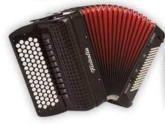Fisitalia 41.44 CR Кнопочный аккордеон (баян)