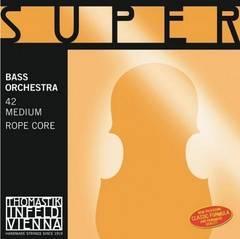 Thomastik 42 Super Flexible Комплект струн для контрабаса размером 4/4, оркестровые