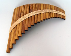 Hora 25-Tenor Пан-флейта 25 трубок тенор d1-g4