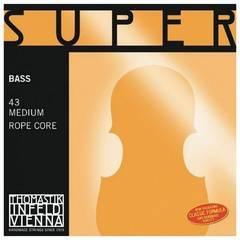 Thomastik 43 Super Flexible Комплект струн для контрабаса размером 4/4, соло