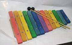 Sinkopa SPXK-1 Ксилофон детский, цветной