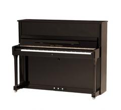 W.Steinberg 190049-1CK Performance P125E Пианино акустическое, черное, фурнитура хром